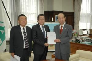 富山薬連「富山のくすり」の日本遺産認定への協力を知事に要望